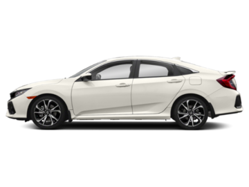 Build and price your 2019 Honda Civic Si Sedan