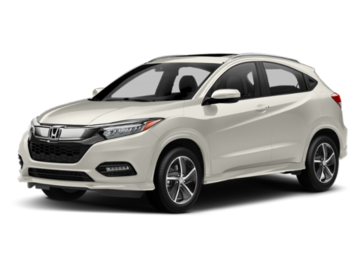 Build and price your 2019 Honda HR-V