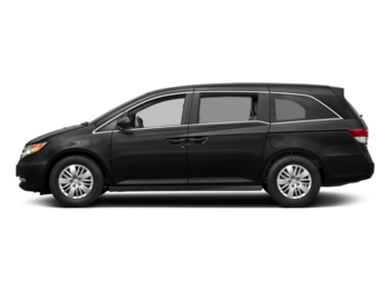 Build and price your 2017 Honda Odyssey