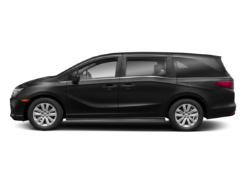 Build and price your 2018 Honda Odyssey