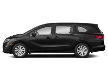 Build and price your 2019 Honda Odyssey
