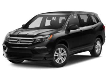 Build and price your 2018 Honda Pilot