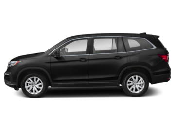 Build and price your 2019 Honda Pilot