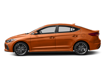 Build and price your 2017 Hyundai Elantra Sport