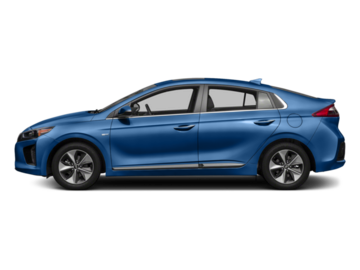 Build and price your 2018 Hyundai IONIQ Electric