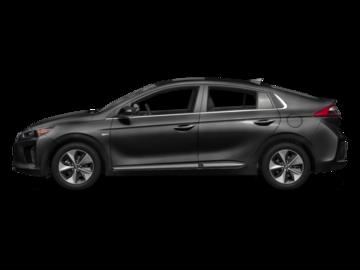 Build and price your 2017 Hyundai Ioniq Electric
