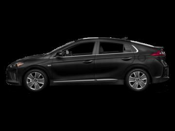 Build and price your 2017 Hyundai Ioniq Hybrid