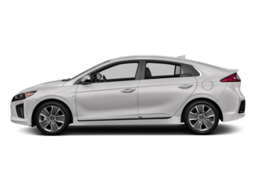 Build and price your 2017 Hyundai Ioniq Hybrid