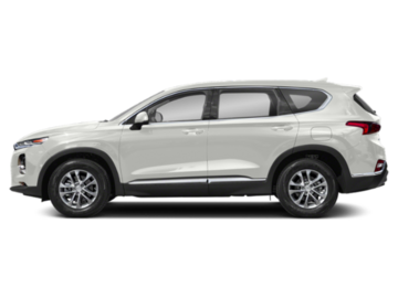 Build and price your 2019 Hyundai Santa Fe