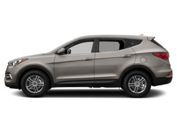 Build and price your 2018 Hyundai Santa Fe Sport