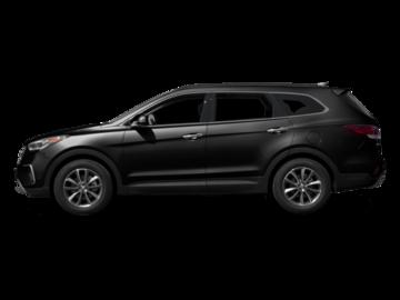 Build and price your 2017 Hyundai Santa Fe XL