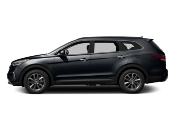 Build and price your 2017 Hyundai Santa Fe XL