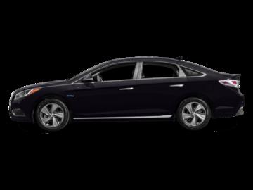 Build and price your 2017 Hyundai Sonata Plug-In Hybrid