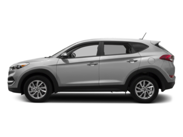 Build and price your 2017 Hyundai Tucson