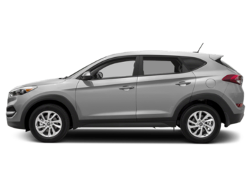 Build and price your 2018 Hyundai Tucson