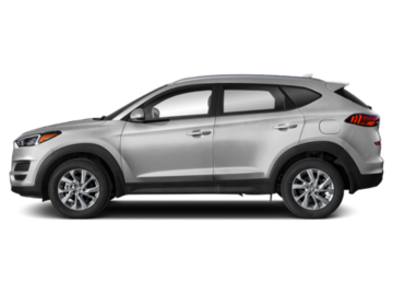 Build and price your 2019 Hyundai Tucson