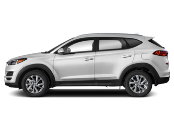 Build and price your 2019 Hyundai Tucson