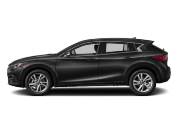 Build and price your 2018 INFINITI QX30