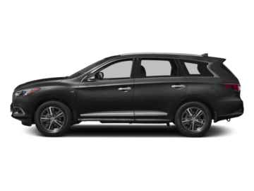 Build and price your 2017 INFINITI QX60
