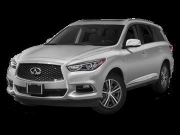 Comparaison De La Infiniti Qx60 2017 Vs Jeep Grand Cherokee 2017