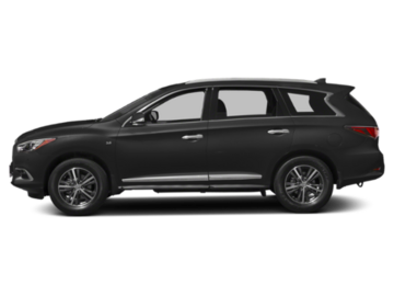 Build and price your 2018 INFINITI QX60