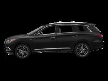 Build and price your 2017 INFINITI QX60 Hybrid