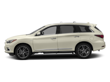 Build and price your 2017 INFINITI QX60 Hybrid