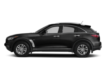 Build and price your 2017 INFINITI QX70