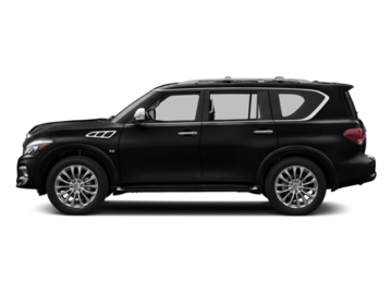 Build and price your 2017 INFINITI QX80