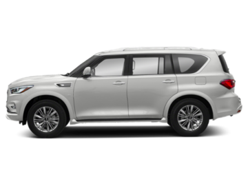 Build and price your 2018 INFINITI QX80