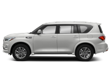 Build and price your 2019 INFINITI QX80