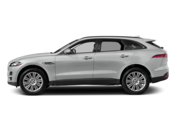 Build and price your 2018 Jaguar F-PACE