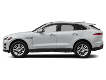 Build and price your 2019 Jaguar F-PACE
