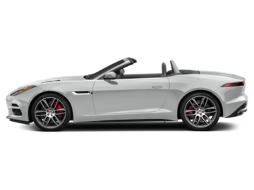 Build and price your 2019 Jaguar F-TYPE Convertible - Cabriolet