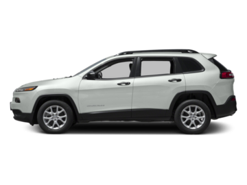 Build and price your 2017 Jeep Cherokee
