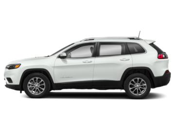 Build and price your 2019 Jeep Cherokee