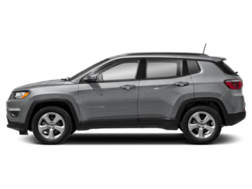 Build and price your 2018 Jeep Compass