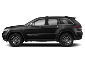 Build and price your 2019 Jeep Grand Cherokee
