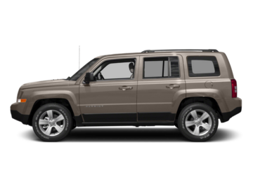 Build and price your 2017 Jeep Patriot