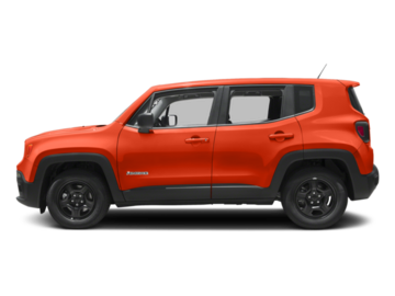 Build and price your 2017 Jeep Renegade