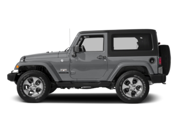 Build and price your 2017 Jeep Wrangler
