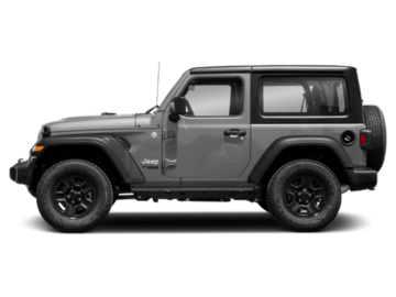 Build and price your 2018 Jeep Wrangler