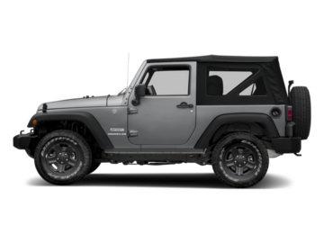 Build and price your 2018 Jeep Wrangler JK
