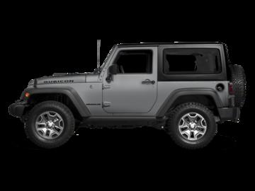2018 Jeep Wrangler JK Convertible - Cabriolet