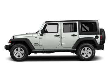 Build and price your 2018 Jeep Wrangler JK Unlimited