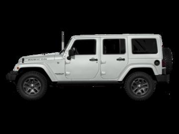 2018 Jeep Wrangler JK Unlimited Convertible - Cabriolet