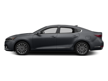 Build and price your 2017 Kia Cadenza