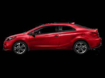 Build and price your 2017 Kia Forte Koup