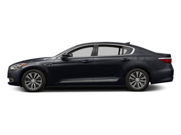 Build and price your 2017 Kia K900