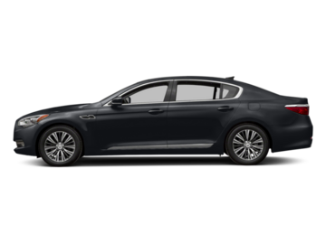 Build and price your 2018 Kia K900